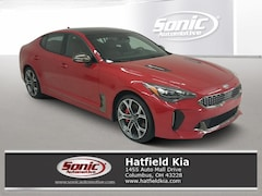 New 2018 Kia Stinger GT2 Sedan in Coumbus