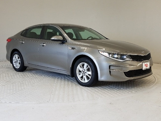 Used 2016 Kia Optima LX Sedan in Columbus