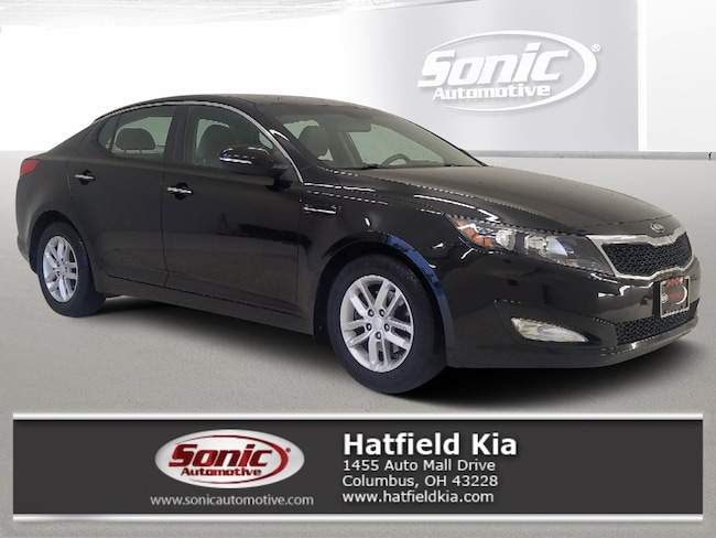 Used 2013 Kia Optima LX 4dr Sdn Sedan in Columbus