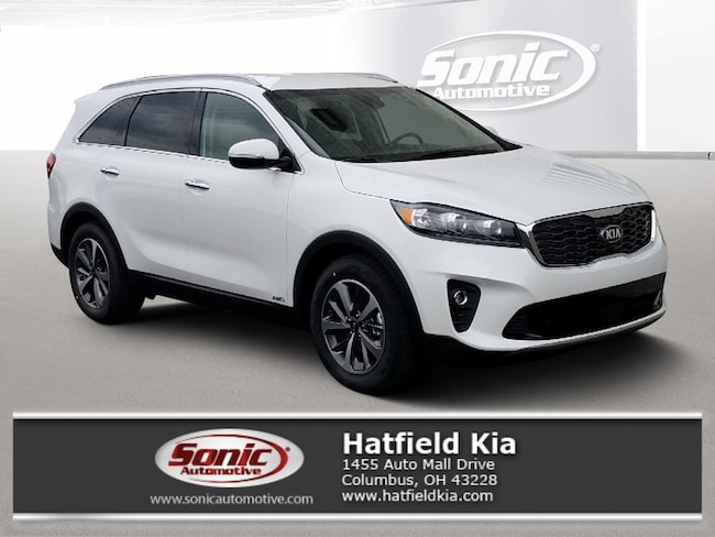New 2019 Kia Sorento 3.3L EX SUV in Columbus