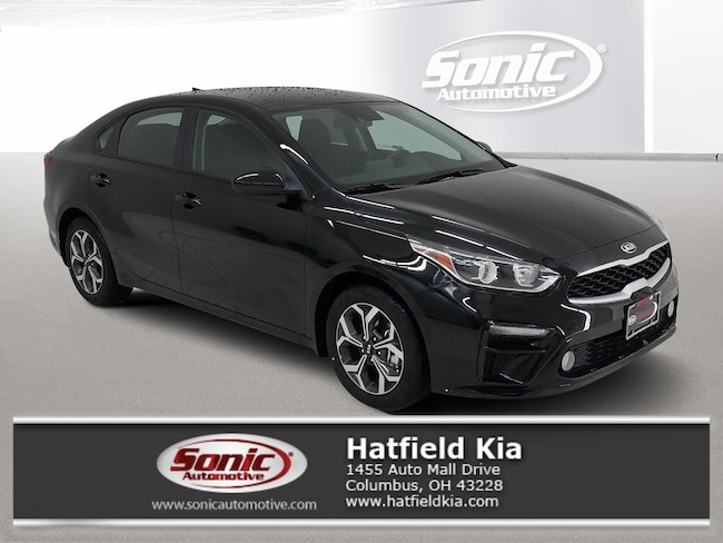 New 2019 Kia Forte LXS Sedan in Columbus