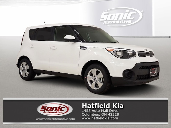 New 2019 Kia Soul + Hatchback in Columbus