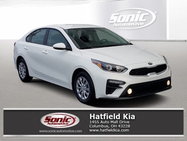 New 2019 Kia Forte Fe For Sale In Columbus Oh Stock Ke063527