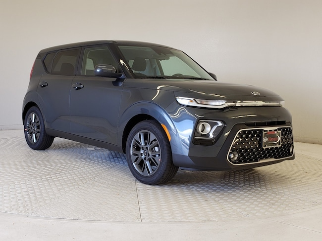 New 2020 Kia Soul EX Hatchback in Columbus