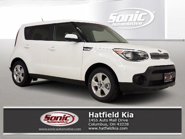 New 2019 Kia Soul Base Hatchback in Columbus