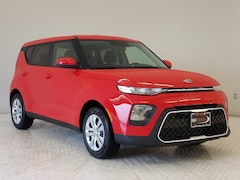 New 2020 Kia Soul LX Hatchback in Coumbus