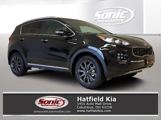 New 2019 Kia Sportage EX SUV in Columbus