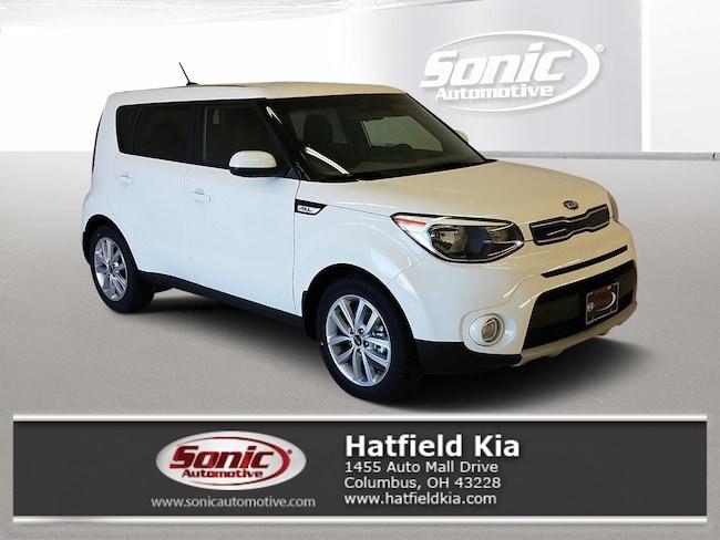 New 2019 Kia Soul + Hatchback in Columbus
