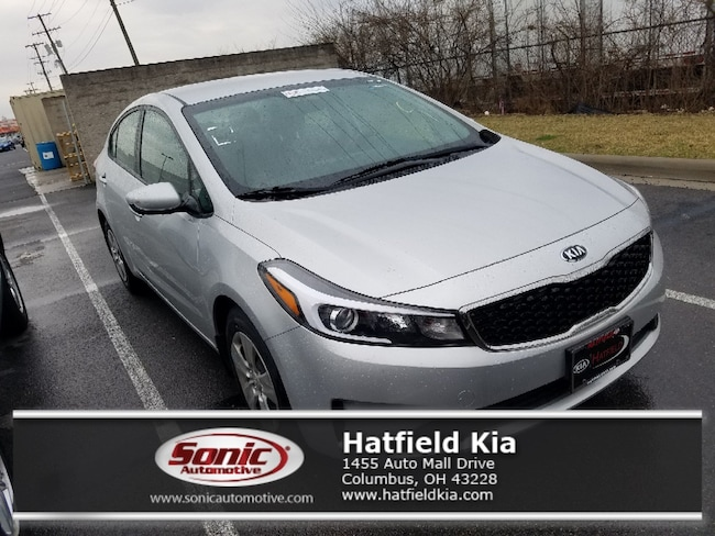 Used 2018 Kia Forte LX  Auto Sedan in Columbus