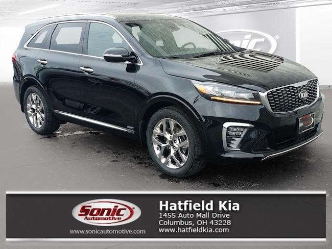 New 2019 Kia Sorento 3.3L SXL SUV in Columbus