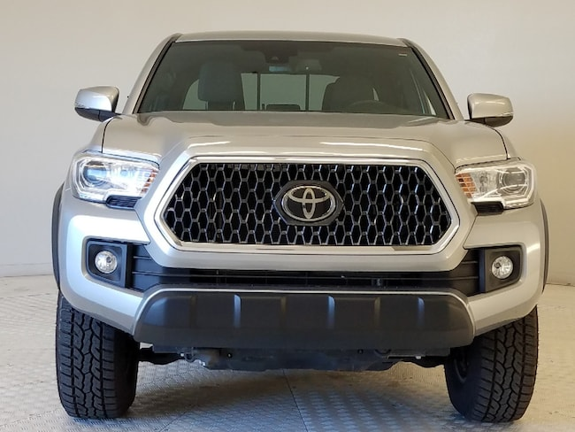 Used 2018 Toyota Tacoma TRD Off Road Truck Double Cab in Columbus