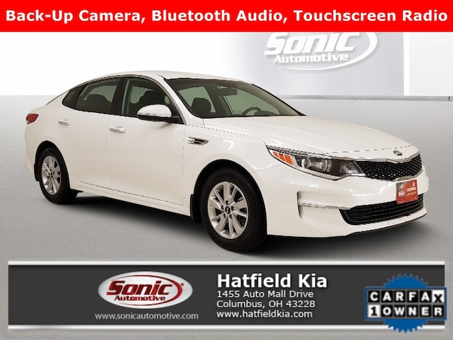 Certified 2016 Kia Optima LX 4dr Sdn Sedan in Columbus