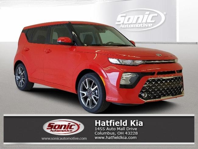 New 2020 Kia Soul GT-Line 2.0L Hatchback in Columbus