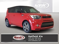 New 2019 Kia Soul + Hatchback in Coumbus