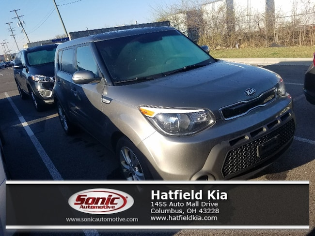 Used 2014 Kia Soul + 5dr Wgn Auto Hatchback in Columbus