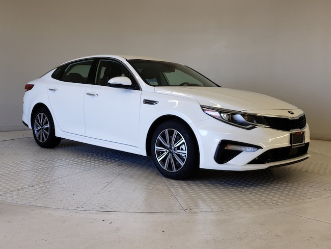 New 2020 Kia Optima EX Sedan in Columbus