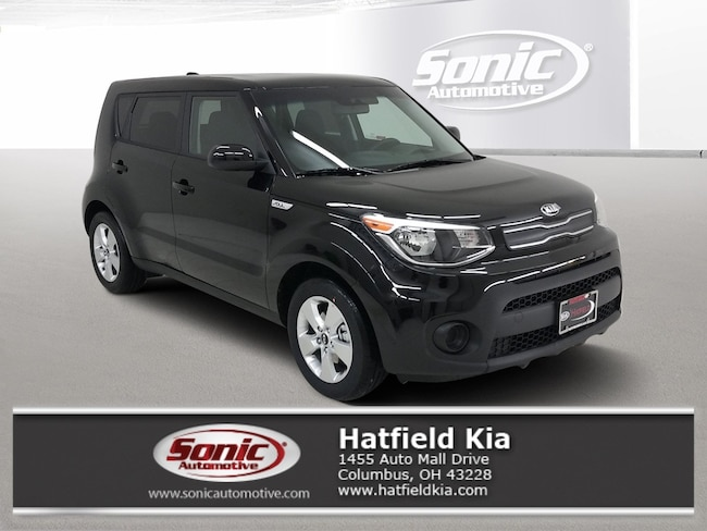 New 2019 Kia Soul Hatchback in Columbus