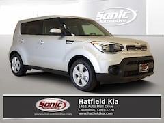 New 2019 Kia Soul Base Hatchback in Coumbus