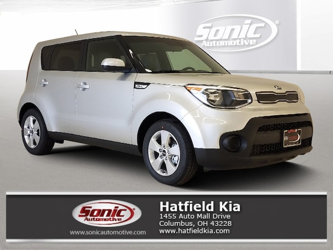 New 2019 Kia Soul Base Hatchback in Columbus