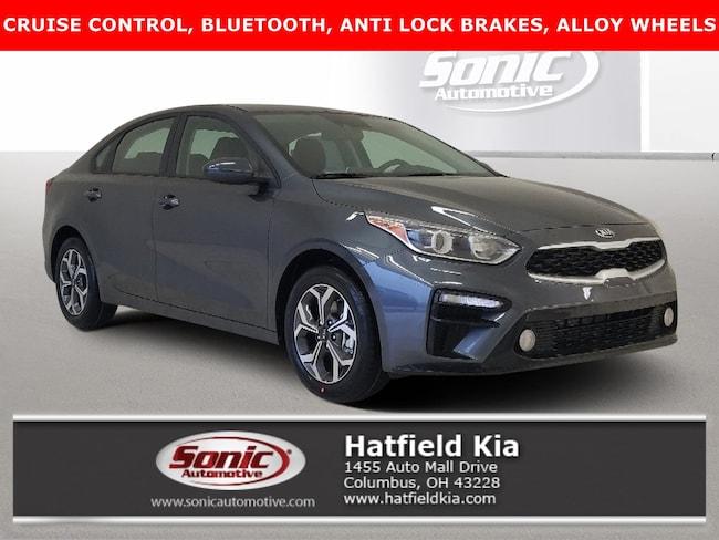 New 2019 Kia Forte LXS Sedan in Columbus