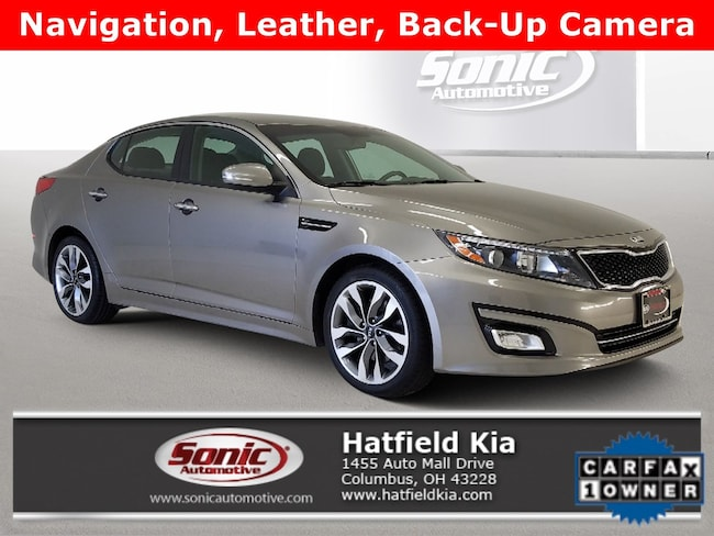 Used 2015 Kia Optima SX 4dr Sdn Sedan in Columbus