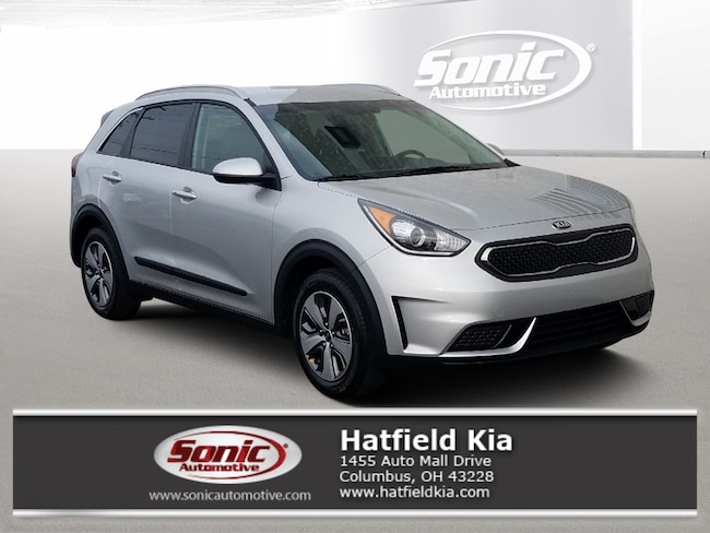 New 2019 Kia Niro LX SUV in Columbus