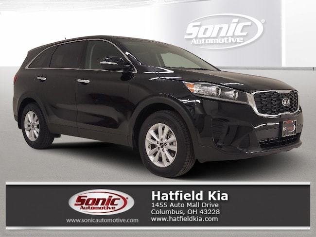 New 2019 Kia Sorento 2.4L L SUV in Columbus