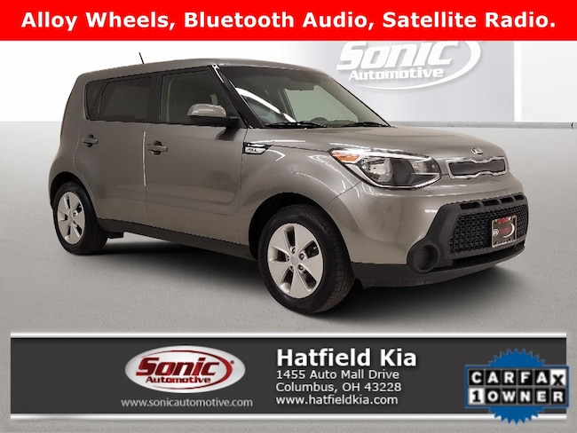 Used 2016 Kia Soul Base 5dr Wgn Auto Hatchback in Columbus