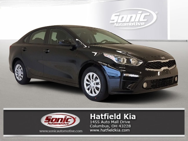 New 2019 Kia Forte FE Sedan in Columbus