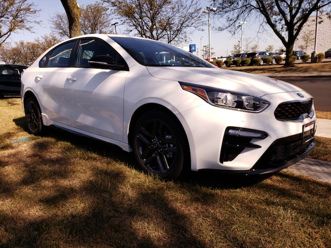 New 2020 Kia Forte GT-Line Sedan in Columbus