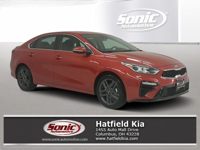 New 2019 Kia Forte EX Sedan in Columbus