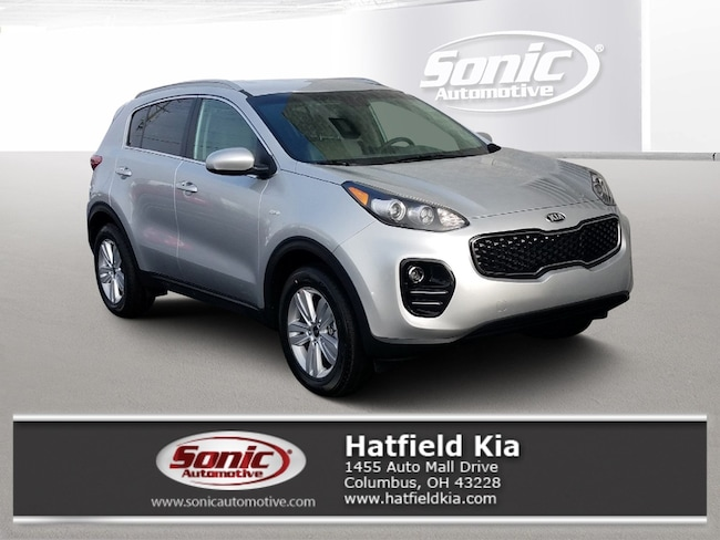New 2019 Kia Sportage LX SUV in Columbus
