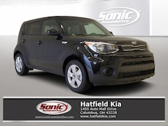 New 2019 Kia Soul Hatchback in Coumbus