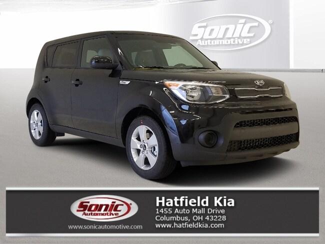 New 2019 Kia Soul Hatchback in Columbus