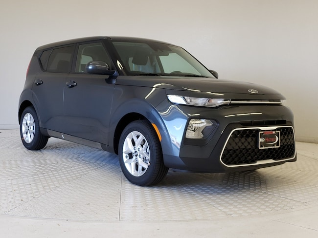 New 2020 Kia Soul S Hatchback in Columbus