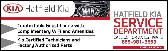 Hatfield Kia Fall Service Specials