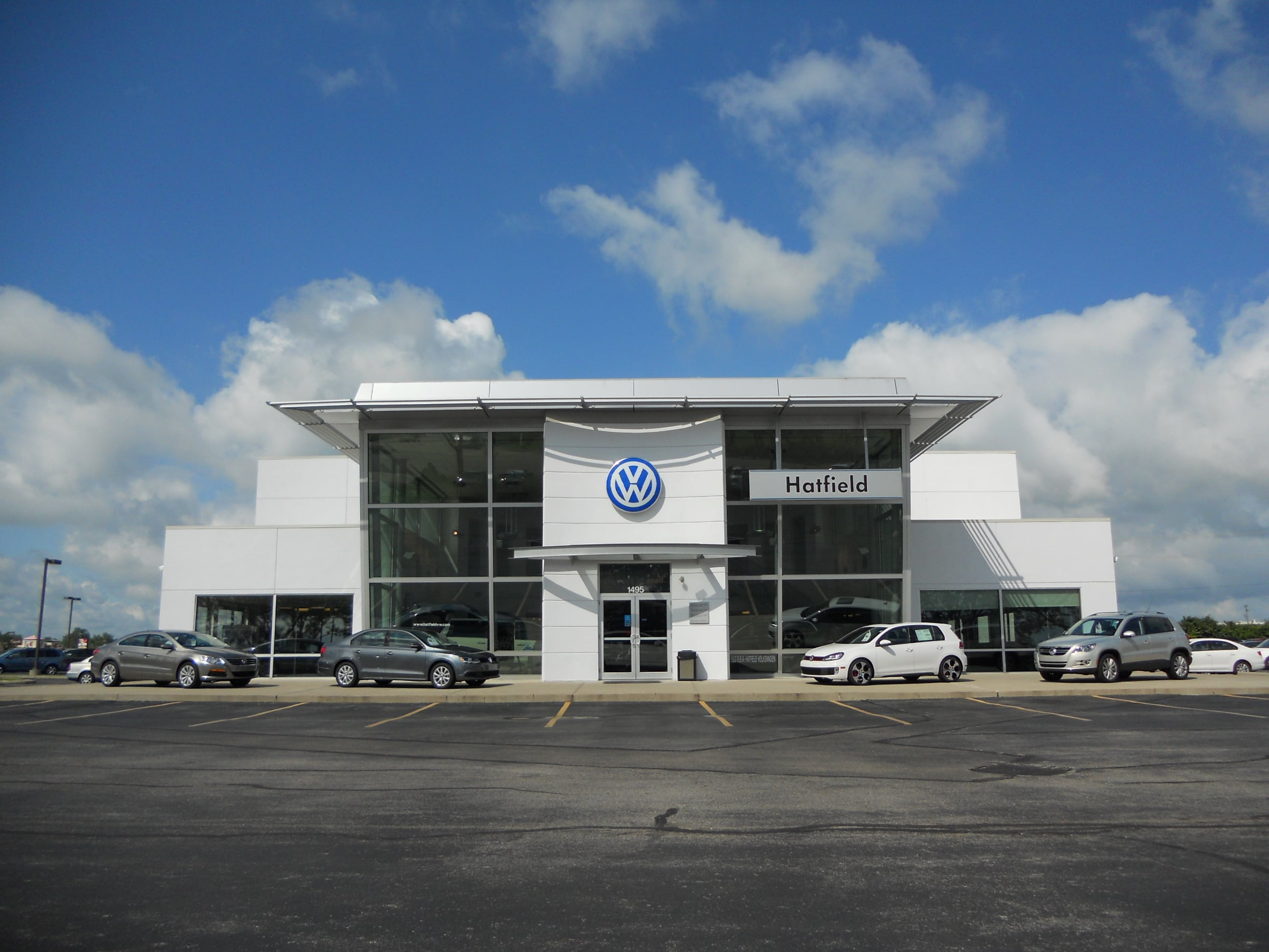New Vw Amp Used Car Dealer In Columbus About Hatfield