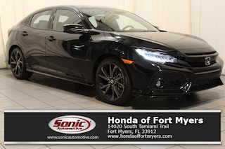 New 2018 Honda Civic Sport Touring Hatchback for sale in Fort Myers, FL