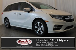 New 2018 Honda Odyssey Touring Van for sale in Fort Myers, FL
