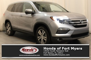 New 2017 Honda Pilot EX 2WD SUV for sale in Fort Myers, FL