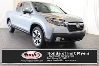 New 2018 Honda Ridgeline RTL-T FWD Truck Crew Cab for sale in Fort Myers, FL