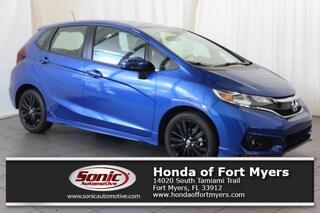 New 2018 Honda Fit Sport Hatchback for sale in Fort Myers, FL