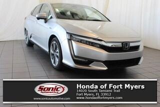 New 2018 Honda Clarity Plug-In Hybrid Touring Sedan for sale in Fort Myers, FL