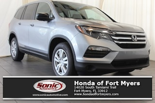 New 2017 Honda Pilot LX AWD SUV for sale in Fort Myers, FL