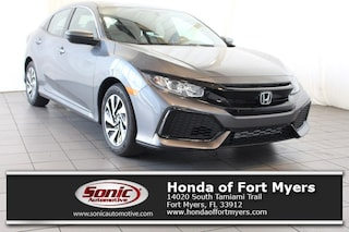New 2018 Honda Civic LX Hatchback for sale in Fort Myers, FL