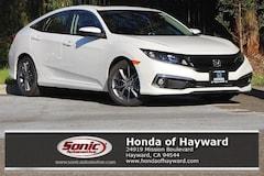 New 2019 Honda Civic EX Sedan in Hayward, CA