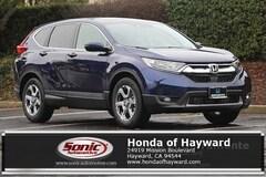 New 2019 Honda CR-V EX 2WD SUV in Hayward