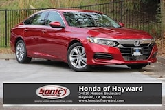 New 2018 Honda Accord LX Sedan in Hayward, CA