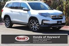 New 2019 Honda Pilot Touring 8-Passenger FWD SUV in Hayward, CA