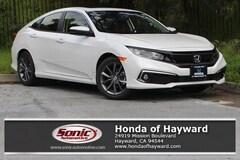 New 2019 Honda Civic EX-L Sedan in Hayward, CA